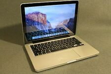 MacBook Pro Mid 2009 13-inch A1278 | 2.26GHz 4GB RAM 500GB HDD OS X EL Capitan