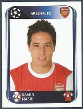 PANINI UEFA CHAMPIONS LEAGUE 2010-11- #491-ARSENAL & FRANCE-SAMIR NASRI