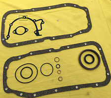 NEU Opel Satz Dichtsatz XXL f. Ölwanne Vectra A CC C20LET C20XE Kurbelgehäuse