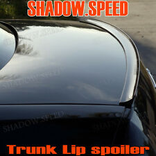 Unpainted SV Style Rear Trunk Lip Spoiler Wing For Honda Accord K9 98-02 Coupe ☢