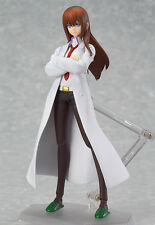 Steins;Gate Makise Kurisu White Ver. Figma Action Figure Anime Licensed NEW