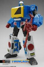 New Transformers KFC Toys MP Doubledeck Twincast in Stock Special price