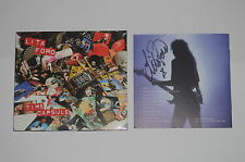 New SIGNED Lita Ford Time Capsule CD Autographed Joan Jett The Runaways