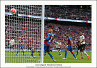 MANCHESTER UNITED PHOTO POSTER PRINT SQUAD 2016 MAN UTD FA CUP FINAL LINGARD