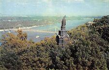 BR86150 kiev view of the dnieper from the vladimirskaya gorka park ukraine