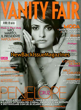 Italian Vanity Fair 5/06,Penelope Cruz,May 2006,NEW