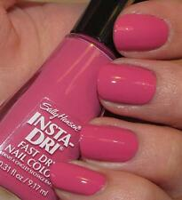 SALLY HANSEN #ROSE RUN INSTA DRI NAIL POLISH COLOR