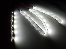 Superbright RC White Underbody Black pcb 3528 LED Strip Lights FPV Quadcopter