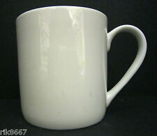 One pint pot mug extra large white fine bone china new & unused