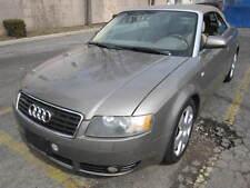 Audi: A4 2dr Cabriole