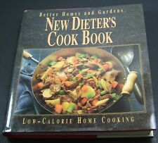 Better Homes and Gardens New Dieter's Cook Book Hardcover – Jan 1992
