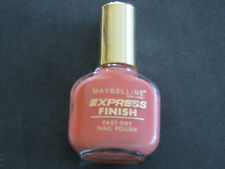 Vernis à ongles Gemey Maybelline Express Finish n°48 santal