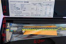 """NEW Mitutoyo 500-197-30 Absolute Scale Digital Caliper 0-8"""" /0 -200mm 0.01mm"""