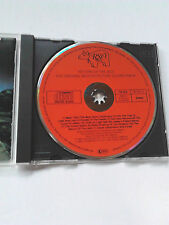 RETURN OF THE JEDI soundtrack cd 1983 RSO West Germany 1ST PRESS.Red Face 01 MTX