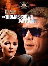 The Thomas Crown Affair by Steve McQueen, Faye Dunaway, Paul Burke, Jack Weston
