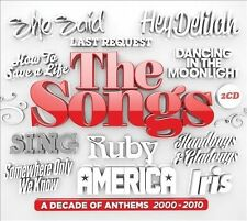 The Songs: A Decade of Anthems 2000-2010 New CD