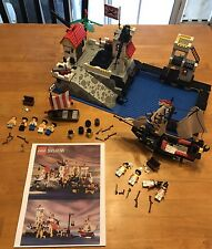 Vintage LEGO 6277 Imperial Outpost w/ Printed Instructions