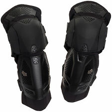 Fox Racing NEW Black Launch Shorty Lightweight Support Wrap Knee Pad Brace