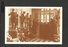 Nostalgia P/C Allied Offices Watching Peace Treaty Being Signed Versailles 1919