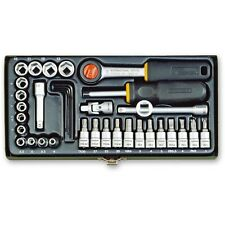 "PROXXON INDUSTRIAL 36 PIECE PRECISION ENGINEER'S SOCKET SET (1/4"") 474988"
