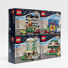 Lego 40141 40142 40143 40144 Bricktober 2015 Toys R Us Exclusive Full Collection