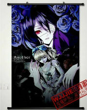 Home Decor Anime Japanese Another Mei Misaki Wall Scroll Poster New gift