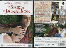LA STORIA DI JACK & ROSE - DVD (NUOVO SIGILLATO)