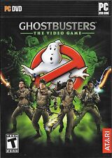 Ghostbusters The Video Game (2009, PC DVD, ATARI)