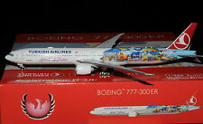 "PHOENIX 1/400 B777-300 ER TURKISH AIRLINES TC-JJU "" SAN FRANCISCO """