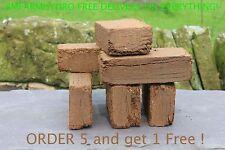 Coco brique coco coco sol media 5 x 10 litre + 1 gratuit hydroponique grow room