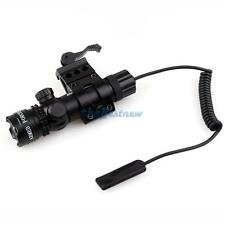 Tactical Red Dot Laser Mounting Sight Gun Scope 20mm Weaver Picatinny Rail Mount