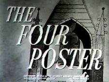 THE FOUR POSTER (DVD) - 1952 - Rex Harrison, Lilli Palmer