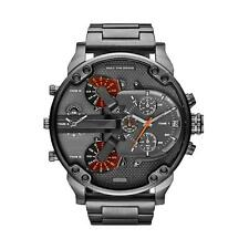 New Fashion Men's Date Stainless Steel Military Quartz Watch Montre Bracelet