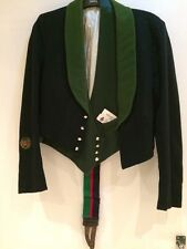 Vintage Musty - RADC Mess Dress Kit / Vest / Belt - Needs Dry Cleaning