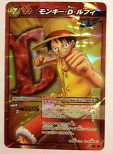 One Piece Miracle Battle Carddass Promo P OP 31 White Box Luffy Red pants