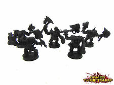 Warhammer 40k Ork Nob Assault on Black Reach x 5