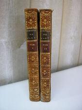 Winckelmann : Histoire de l'art chez les anciens 20 gravures Saillant 1766