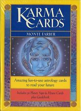 NEW Karma Cards Deck Monte Farber