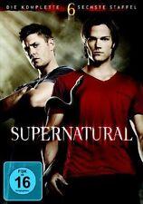 SUPERNATURAL, Staffel 6 (6 DVDs) NEU+OVP