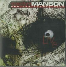Marilyn Manson And The Spooky Kids - Live ( CD 2003 )   NEW / SEALED