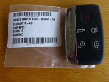 Genuine Range Rover Evoque Central Locking Remote Key Fob 434 MHZ European