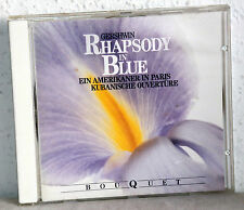 CD Gershwin - RHAPSODY IN BLUE - Ein Amerikaner in Paris
