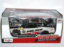 Maisto Custom Shop - DODGE CHALLENGER 'POLICE' Rescue Force - Model Scale 1:24