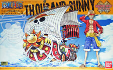 Bandai ONE PIECE GRAND SHIP COLLECTION 01 Thousand Sunny (Plastic Model Kit)