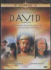SEALED - La Historia De David DVD NEW La Bible : David SHIPS NOW !