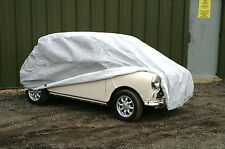 Mini Classic Car Cover Outdoor Breathable Soft Lining FIVE Layer With Straps