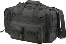 Black Tactical EMT Emergency Medical Kit Concealed Carry Bag
