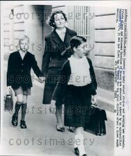 1966 Prince Albert Princess Caroline of Monaco Press Photo