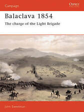 Balaclava, 1854: The Charge of the Light Brigade by John Sweetman (Paperback,...