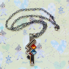 Final Fantasy XIII FF 13 FFXIII Lightning Cosplay Necklace Pendant